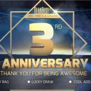 Big Gearbest 3rd Anniversary Sale – iFive Mini 4S $99, Mix Plus $304 & More