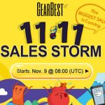 Gearbest's 11.11 Sales – Cube i7 Book for $279