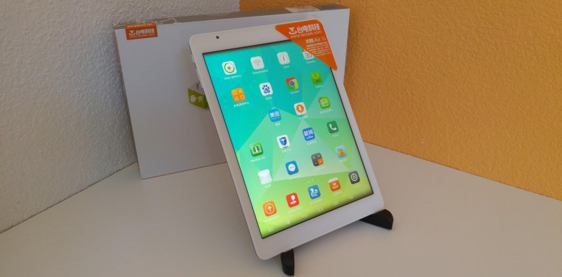 Xiaomi Mi Pad 2 Official: a Great Android Tablet Intel X 5