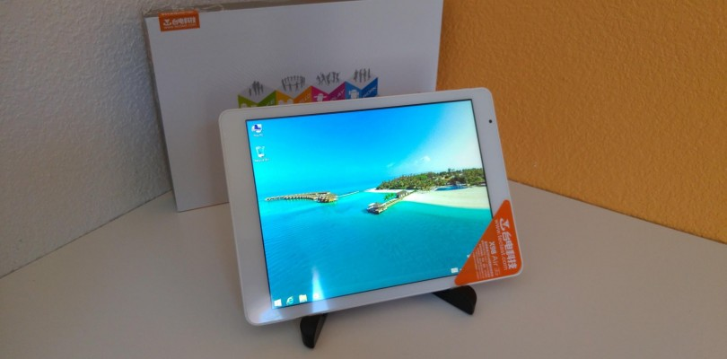 Teclast X98 Air 3G C5J6 64GB in English, eMMC Benchmark and free space