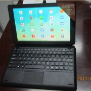First photos of the Teclast X10HD 3G keyboard surface