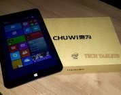 Our Chuwi Vi8 unboxing video and first impressions.