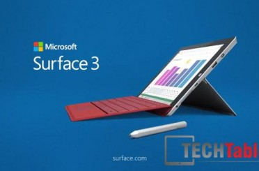 Microsoft Surface 3 due May 5th with new Atom X7 Z8700