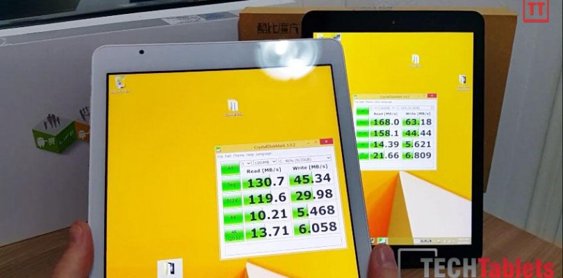 Teclast X98 Air 3G Vs Cube i6 3G