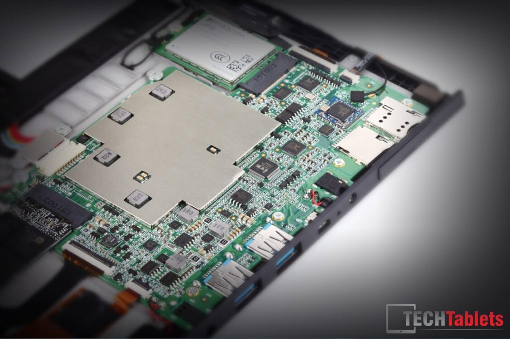 Teclast X1 Pro 4G internals