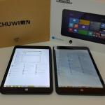 PiPo W4S Vs Chuwi Vi8 comparison. Which is better?