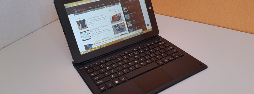 Official Chuwi Vi10 Keyboard hands on