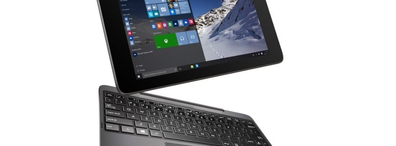 Asus Transformer Book T100HA revealed at Computex Today