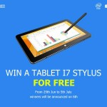 Win a Cube i7 Stylus