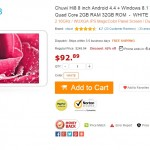 Daily Deals: Chuwi Hi8 $93, PiPo X8 $103 and Teclast X98 Air 3G 64GB $201