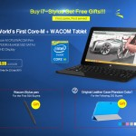 Cube i7 Stylus Sale on the 23rd, A Core M Tablet for only $299