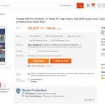 Teclast X98 Pro X5 Z8500 4GB Ram 64GB eMMC