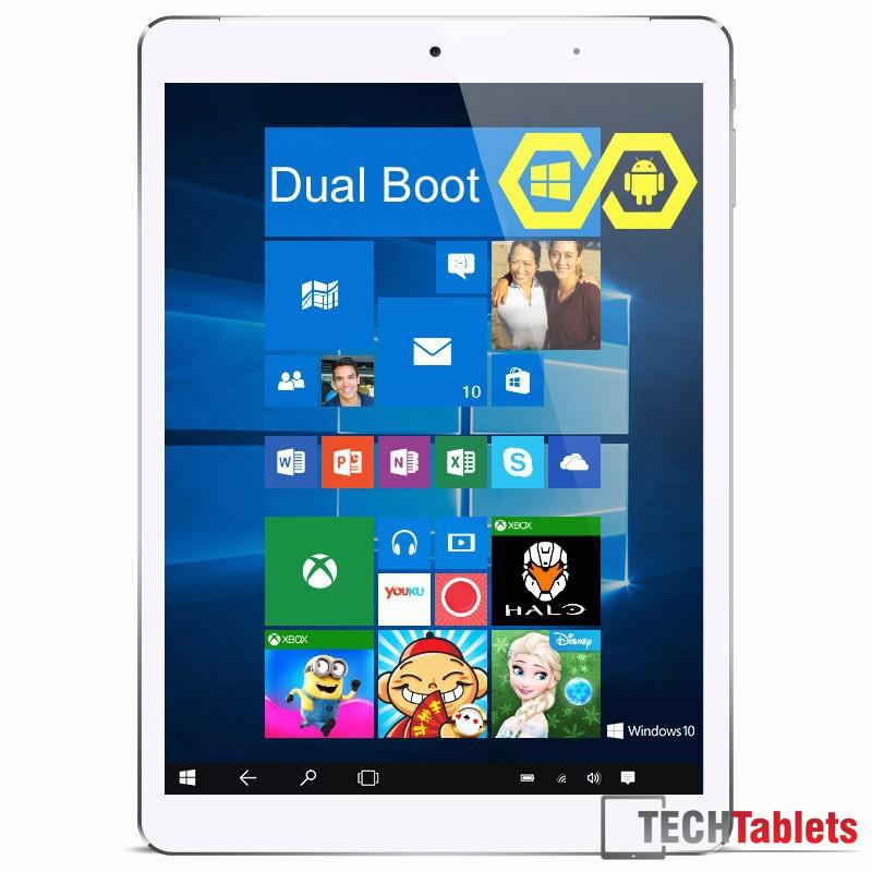 Cube i6 Dual OS Windows 10 Android 4.4.4 White - 6