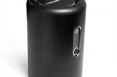 Vensmile i10 A Fan Cooled Atom Mini PC with Dual Band WiFi