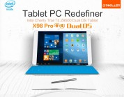 Teclast X98 Pro Dual OS Android 5.1 / Windows 10 Release this week