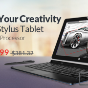 Cube Confirm i7 Stylus Sale Will Have Licensed Windows 10