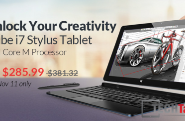 Cube i7 Stylus 11/11 Sale, Only $285.99