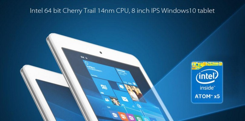 Cube iwork8 Ultimate Cherry Trail Atom X5 Z8300 out now
