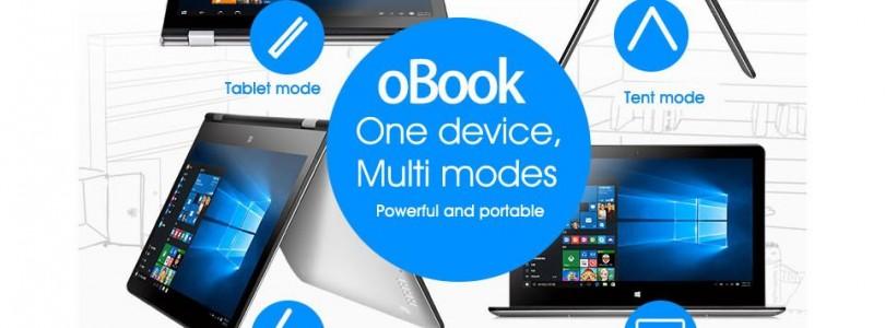 Details on the Onda oBook 11