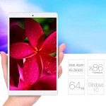 New 8″ Cherry Trail Tablets, the Teclast X80 Pro and X80 Plus