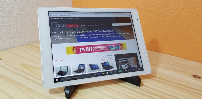 Teclast X98 Plus Review Online, Battery life is back!