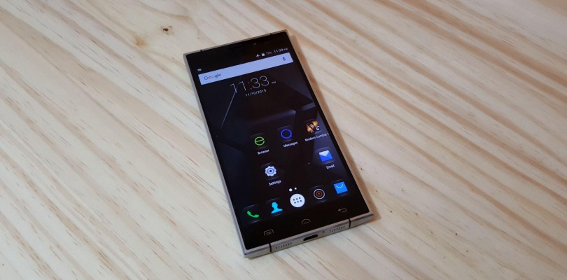 Doogee F5 Video Review and Camera Samples