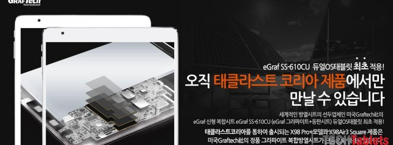 Teclast X98 Pro+ A New X98 Pro Model For South Korea