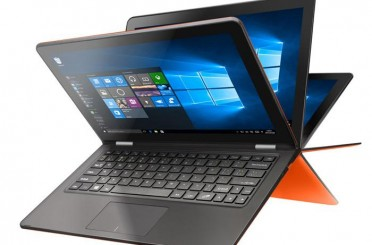 Voyo A1 Plus Ultimate 360 Yoga Style Atom X5 Z8300 4GB Notebook for $283