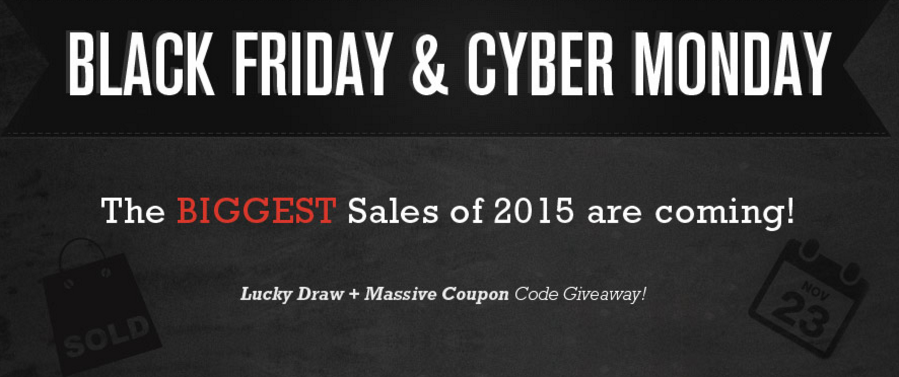Wordpress black friday cyber monday sales coupons deals