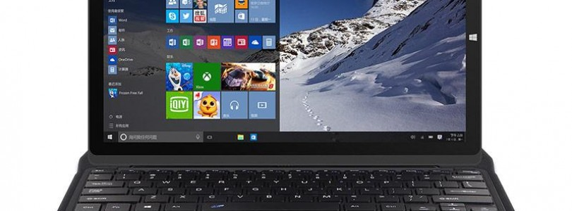 Teclast X16 Power and Pro International Windows 10 Image