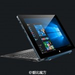 Cube iwork10 Announced 10.1 Atom X5 Z8300 Tablet With Keyboard Dock