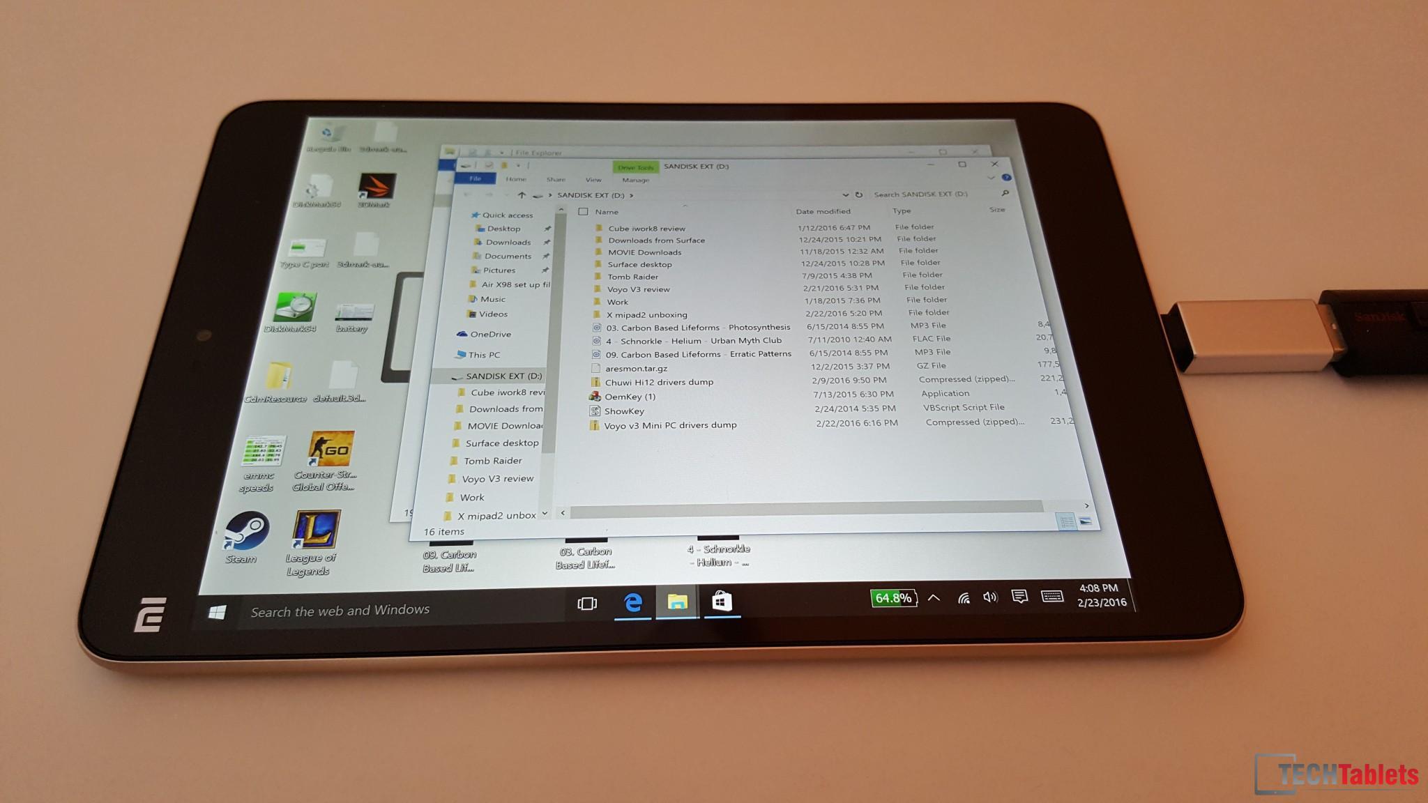 Xiaomi Mi Pad 2 - TechTablets