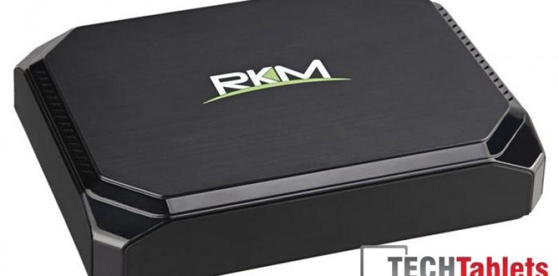 Rikomagic MK36S. Atom X5 Z8300 Windows 10 Mini PC