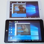 Four 8″ Cherry Trail Atom X5 Z8300 Tablets Compared