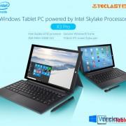 Teclast X3 Pro Core M3-6Y30