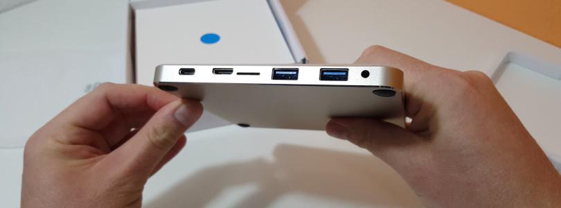 Updated: Voyo V3 Mini PC Review Atom X7 Z8700 + 128GB SSD