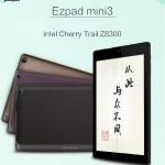 Jumper EZPad Mini3 – 8 Inch Win 10 Tablet with USB 3.0