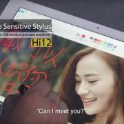 Chuwi Hi12 Dual OS Stylus Version Coming