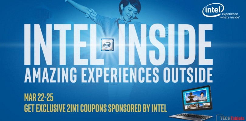 Intel Sponsored Sale: Chuwi Hi12 $209, Hi10 $156.99, Teclast X3 Pro $439