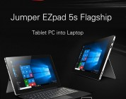 Jumper EZPad 5S – Surface 3 Like Clone for $219