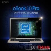 Onda oBook10 Pro – Atom X7 Z8700 Dual Boot 2 in 1.