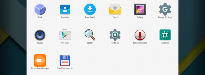 Teclast X98 Pro Mirek190 v6 Custom Rom Released