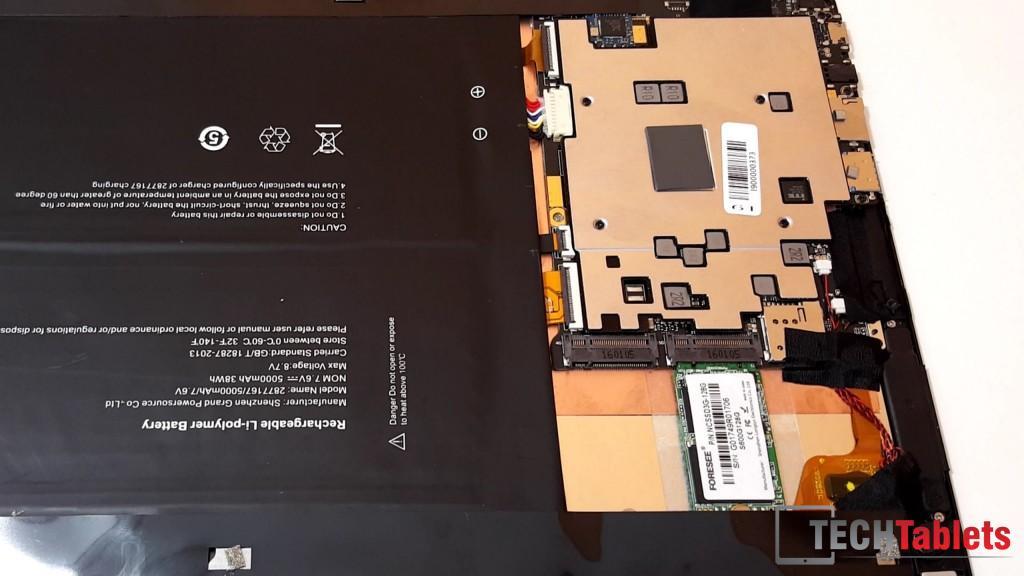 Cube i9 Internals