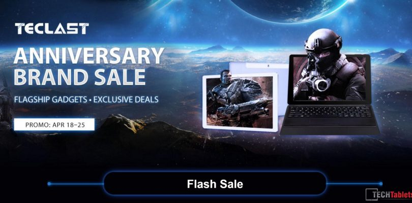 Deals: Teclast Tablet Sale 18th To 25th
