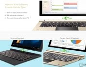 Teclast Tbook 10 – Extra Battery In The Keyboard