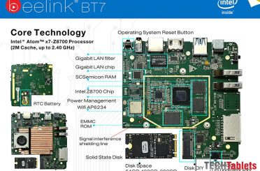 Beelink BT7 Mini PC – Atom X7 Z8700 4GB With SSD