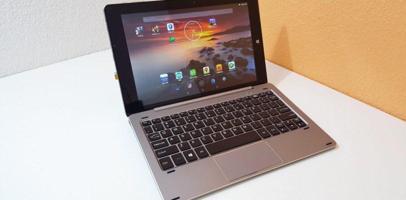 Chuwi HiBook & Keyboard Giveway!
