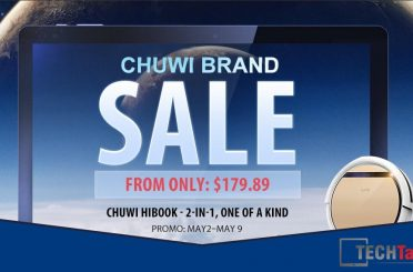 Chuwi Fans Giveaway and Chuwi GB Sale