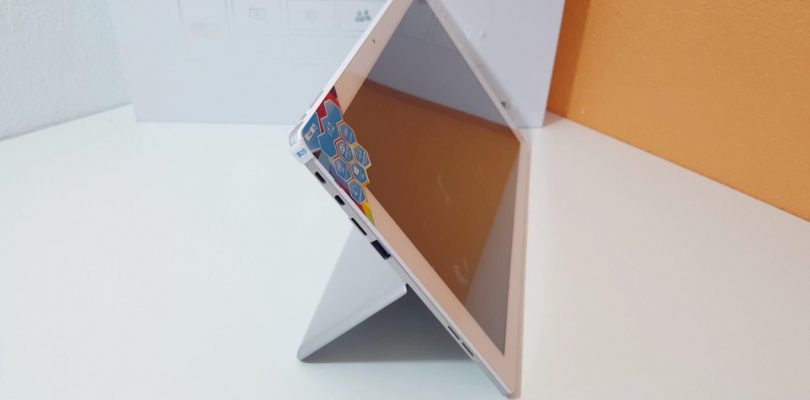 Cube iwork12 Unboxing and First Impressions