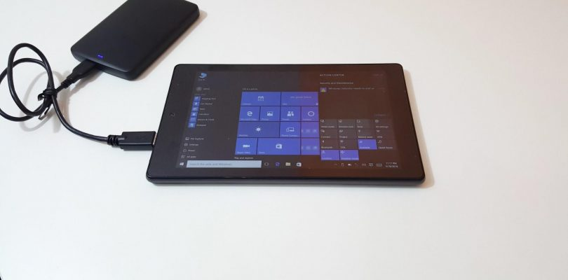 Jumper EZPad Mini3 Unboxing And First Impressions